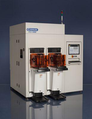 弾性金属プローブCV測定 FCV-3000