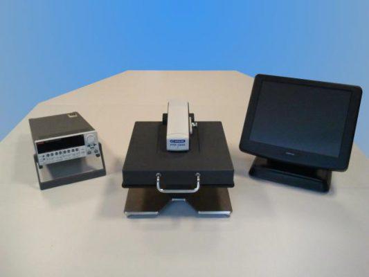 4探針シート抵抗測定装置 FPP-1000